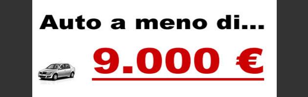 auto-economiche-meno-9000-euro Auto economiche a meno di 9.000 euro: listino luglio 2010