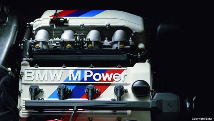 storia-bmw-m3-motore Storia della BMW M3: tutte le versioni della sportiva di Monaco