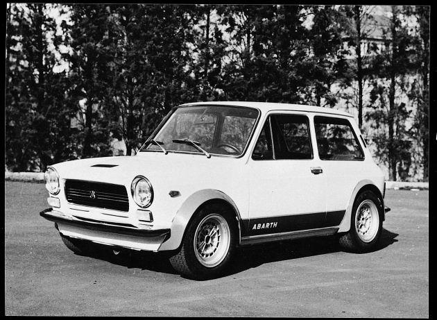 abarth_autobianchi_a112 Storia Abarth: tutte le auto con il marchio dello scorpione