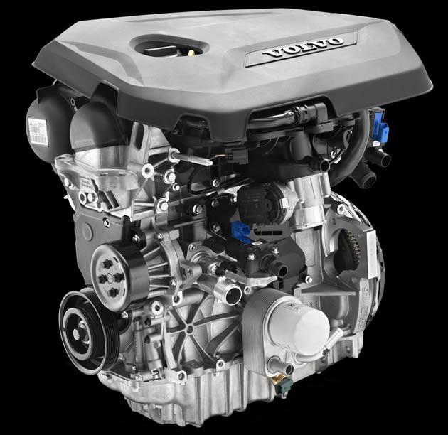 motori-volvo-t3-t4 Nuovi motori da Volvo: T3 e T4, 1.6 litri benzina ad iniezione diretta