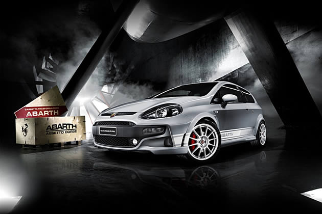 abarth_punto_evo_esseesse Abarth al Salone di Parigi col Kit Essesse
