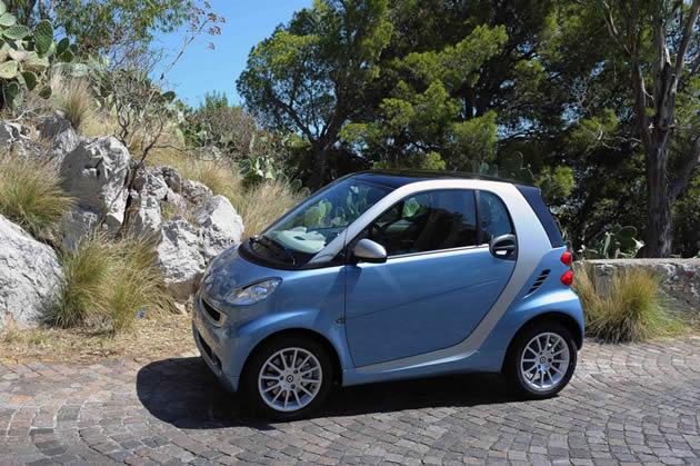 smart_fortwo_2011_coupe Nuova Smart Fortwo 2011: Cabrio e Coupè