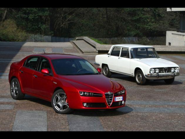 alfa_romeo_159 Alfa Romeo Giulia: nuove conferme per la trazione posteriore