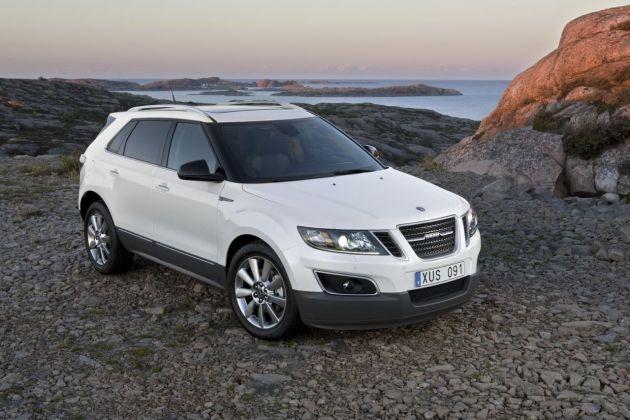 saab_9-4x Saab: produrrà 120.000 auto l'anno a partire dal 2012