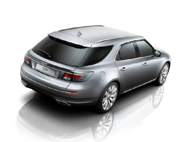 saab_9-5_sportcombi Saab: 9-5 SportCombi, 9-3 facelift ed una sorpresa al Salone di Ginevra