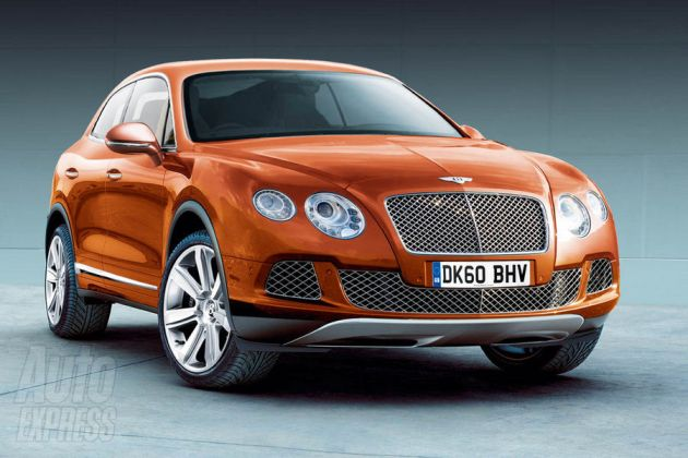 bentley_cross_continental Bentley: nuove indiscrezioni sulla SUV di lusso