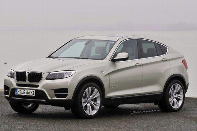 bmw_x4 BMW X4 2015 M pronta per il 2014
