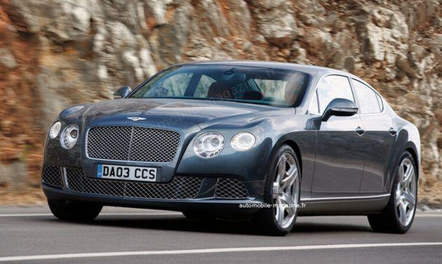 bentley_continental_tourer Bentley: allo studio la terza linea di modelli Coupè e Suv