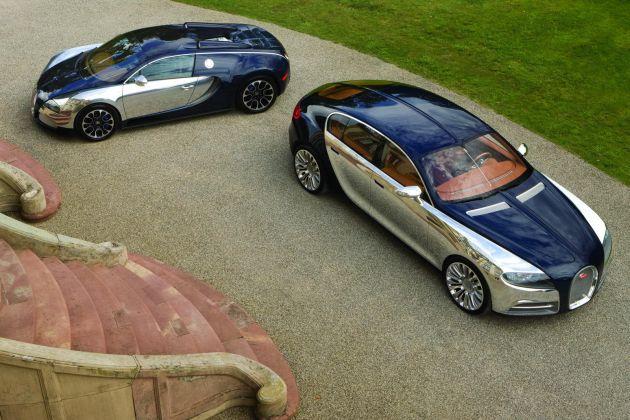 bugatti_galibier Gruppo VW: in arrivo Bugatti Galibier e Bentley Turbo R