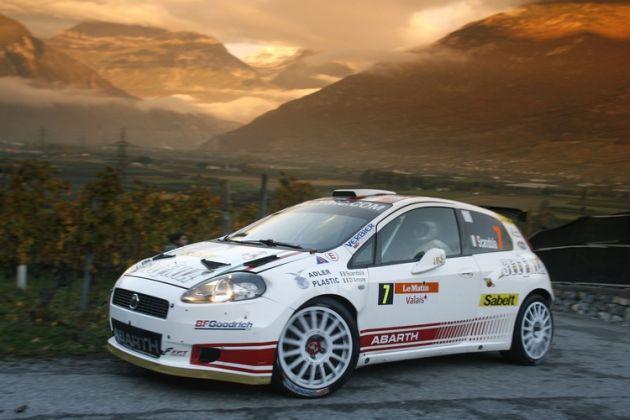 abarth_punto_rally Abarth: in programma l'ingresso nel campionato rally WRC?
