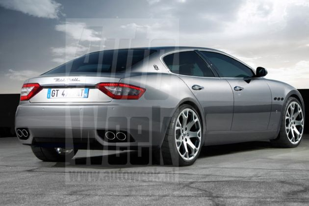 maserati_segmento_e Maserati: nuovo render per la berlina di segmento E