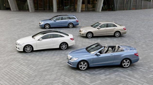 mercedes_classe_e_gamma Mercedes Classe E: vendite oltre quota 500.000 esemplari