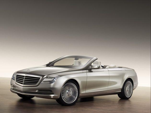 mercedes_ocean_drive_concept Daimler AG: i piani di Mercedes, Smart e Maybach