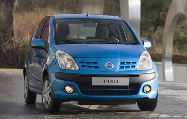 nissan-pixio-auto-economiche Auto economiche sotto i 10.000 euro: listino settembre 2011