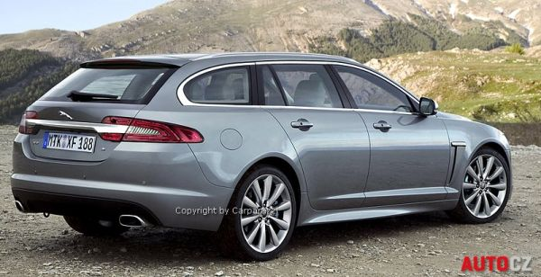 jaguar_xf_sport_brake_render Jaguar XF: render della station wagon Sportbrake