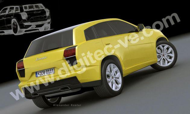lamborghini_suv_render_02 Lamborghini: render della SUV sportiva
