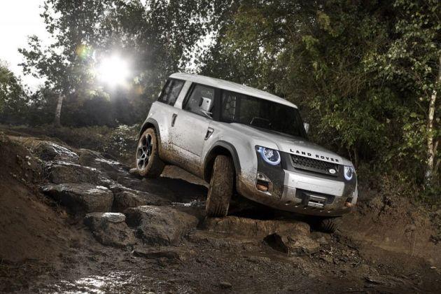 land_rover_dc100 Land Rover Defender: la nuova sarà prodotta in India