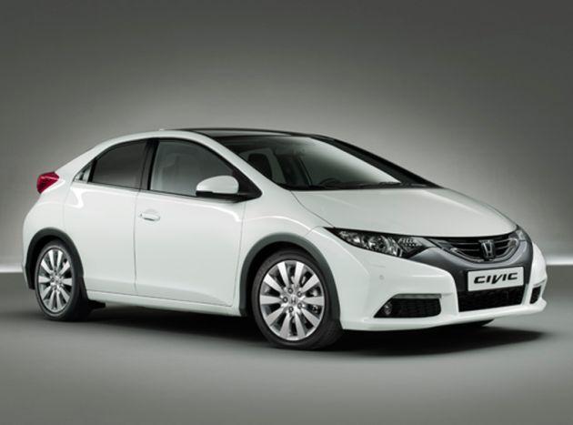 nuova_honda_civic_2012 Honda Civic: confermato il motore 1.6 i-DTEC