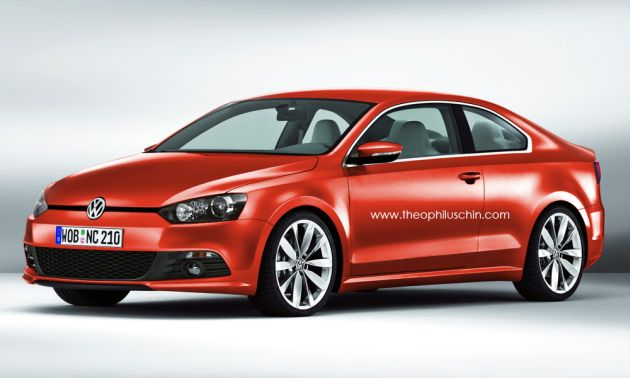 volkswagen_jetta_coupe Le ipotetiche coupé di Audi A3, Lexus GS e Volkswagen Jetta