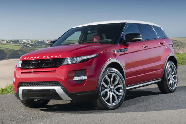 land_rover_range_rover_evoque_ed4 Range Rover Evoque: in arrivo la versione eD4 a due ruote motrici