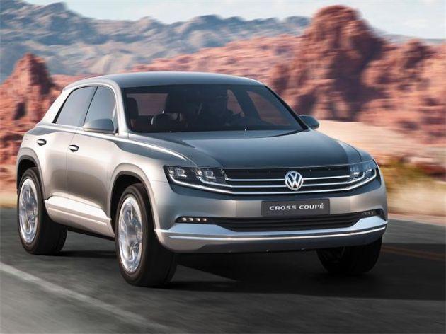 volkswagen_cross_coupe_concept Volkswagen: all'attacco di Nissan Juke e Range Rover Evoque