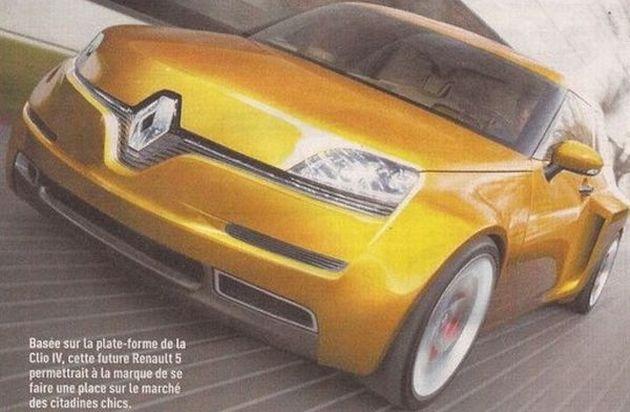 renault_5_render Renault 5: il render del nuovo modello