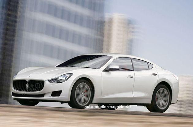maserati_levante_render Maserati: nuovo render della berlina Levante