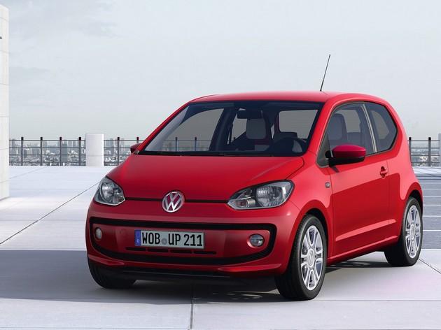 2012-volkswagen-up-fronte-laterale Volkswagen Up!: sconti e finanziamenti per tutto luglio 2012