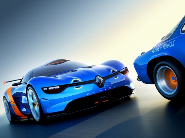 renault-alpine-a110-ritorno Renault pronta a rilanciare il marchio Alpine?