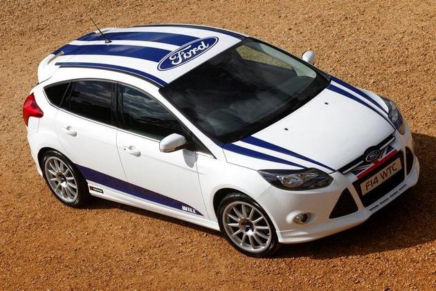 Ford-Focus-WTCC-2013-edizione-limitata Ford Focus WTCC 2013: edizione limitata