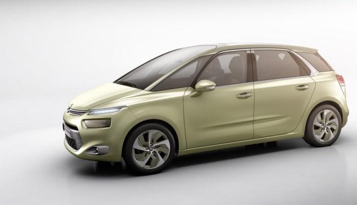 citroen-technospace-concept-1024x576 Citroen Technospace: sarà così il nuovo monovolume del marchio francese?