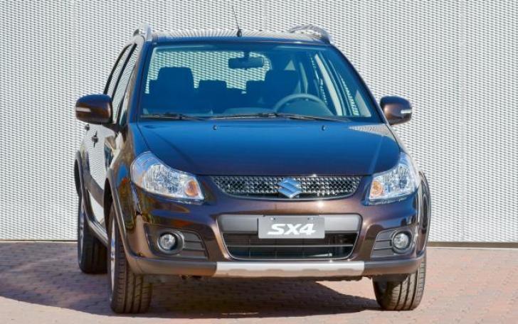 suzuki-sx4-evolution Suzuki SX4, ecco l'allestimento Evolution