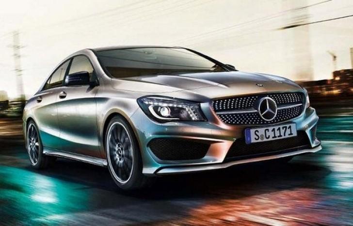mercedes-classe-cla Mercedes Classe CLA: il listino prezzi