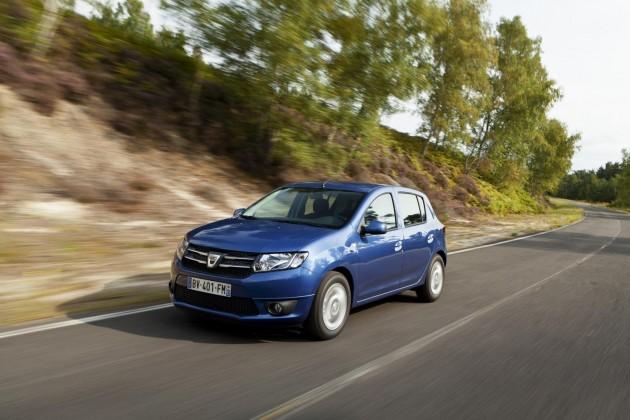 7nuova-sandero-2013 5 auto economiche a meno di 10.000 euro dal listino 2013
