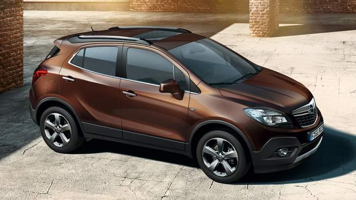 Opel_Mokka_2014-small Suv compatti economici 2014 con prezzo intorno ai 20.000 euro