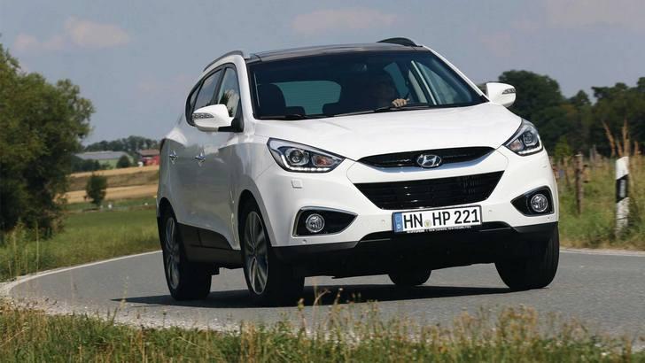 suv-basso-prezzo-Hyundai-ix35-2014 Suv compatti economici 2014 con prezzo intorno ai 20.000 euro