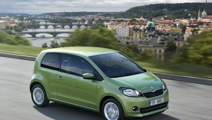 Skoda-Citigo-2014 Auto economiche a meno di 10.500 euro