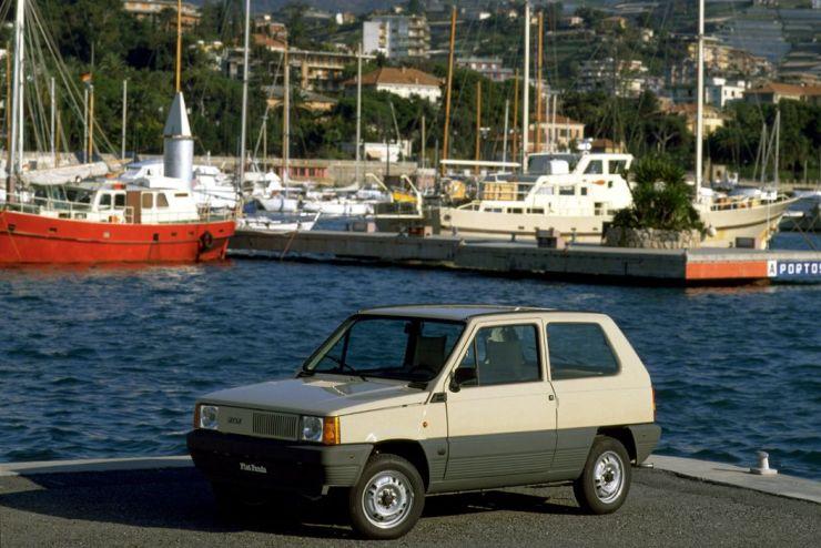 1-3-653-1 Storia della Fiat Panda dal 1980 al 2016, principali versioni dell'utilitaria