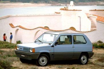 1-3-659-1 Storia della Fiat Panda dal 1980 al 2016, principali versioni dell'utilitaria