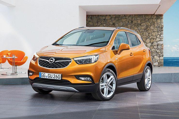 Opel-Mokka-X-2016 SUV Economici: Nuovi Modelli sotto i 20.000 Euro