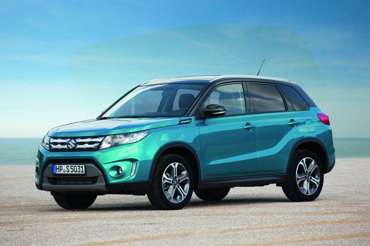 VITARA-101 SUV Economici: Nuovi Modelli sotto i 20.000 Euro
