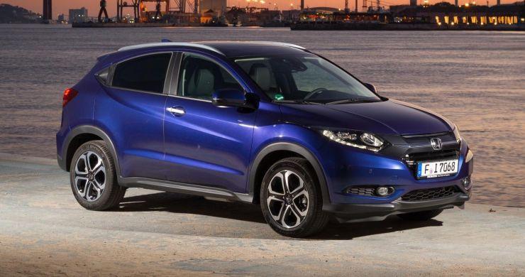 honda-hr-v SUV Economici: Nuovi Modelli sotto i 20.000 Euro