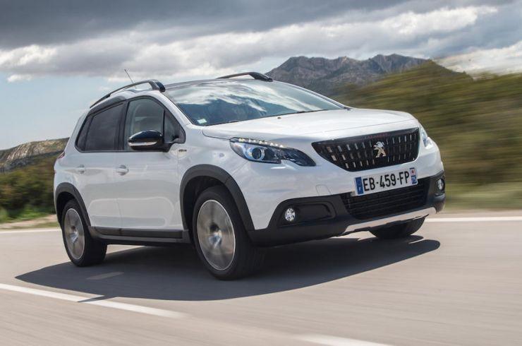 peugeot-2008-2016 SUV Economici: Nuovi Modelli sotto i 20.000 Euro