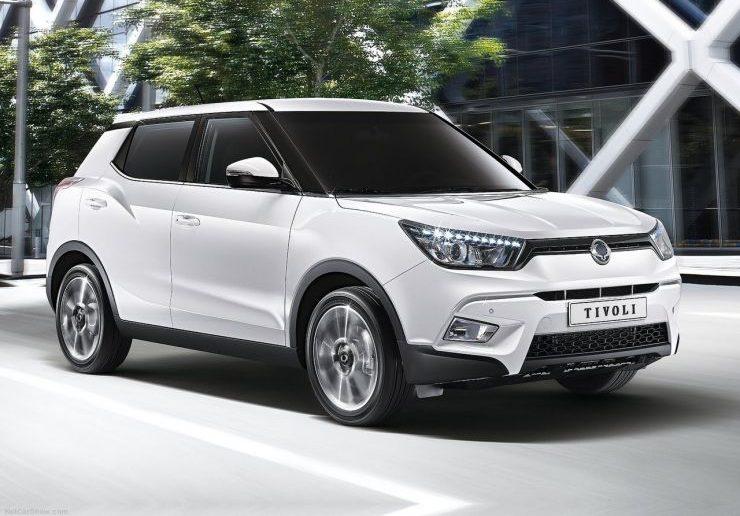 ssangyong-tivoli-2016-e1476049700808 SUV Economici: Nuovi Modelli sotto i 20.000 Euro