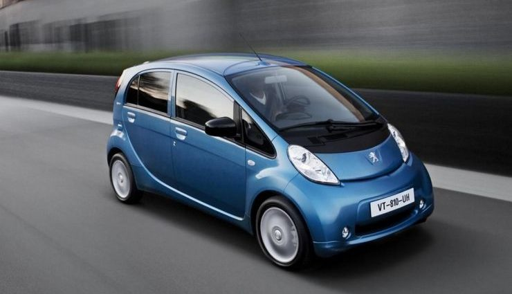 Peugeot-iOn-elettrica-e1486421920460 Auto Elettriche più Economiche e Convenienti
