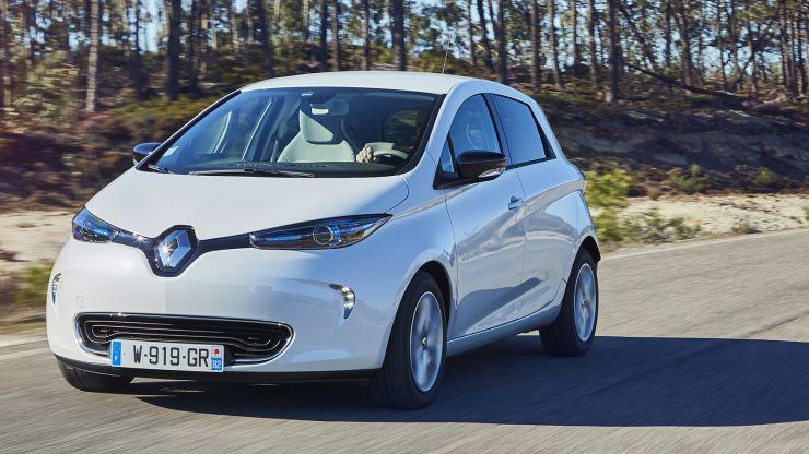renault-elettrica-zoe-2017 Auto Elettriche più Economiche e Convenienti