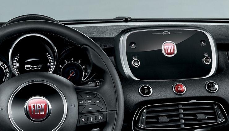 fiat-500x-s-design-interni Fiat 500X S-Design: l'edizione speciale della 500 di alta gamma Fiat