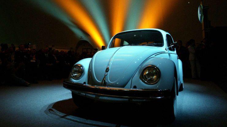 Maggiolino-Volkswagen Le 10 auto più vendute al mondo di sempre (2019)