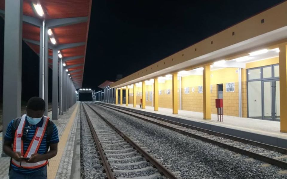 Pres Buhari Names Railway Complex After Goodluck Jonathan ...