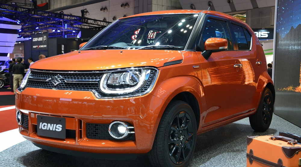 Maruti Ignis: Price, Specification and Review